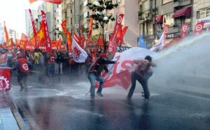 May Day 2013 ETUC/DİSK Block