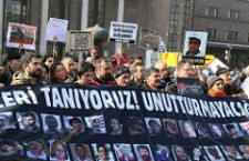 Commemoration of Ankara Bomb Atrocity